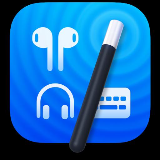 ToothFairy for Mac(一键蓝牙设备连接切换软件)v2.7.4中文版