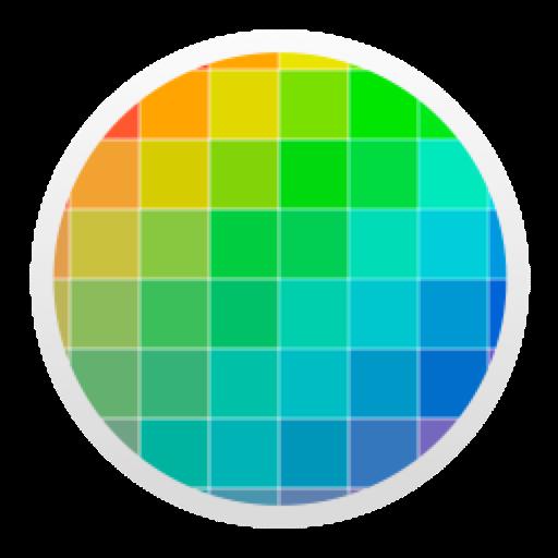 ColorWell for mac(网页颜色代码提取工具)7.2.1直装版