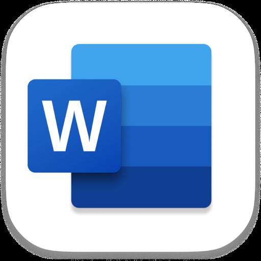 Microsoft Word 2021 for Macv16.52中文预览版
