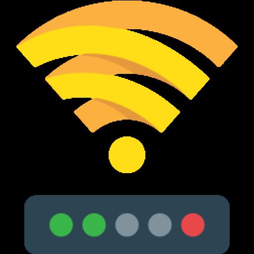 Wifi Signal Strength for Mac(实用的WiFi信号监测工具)2.0激活版