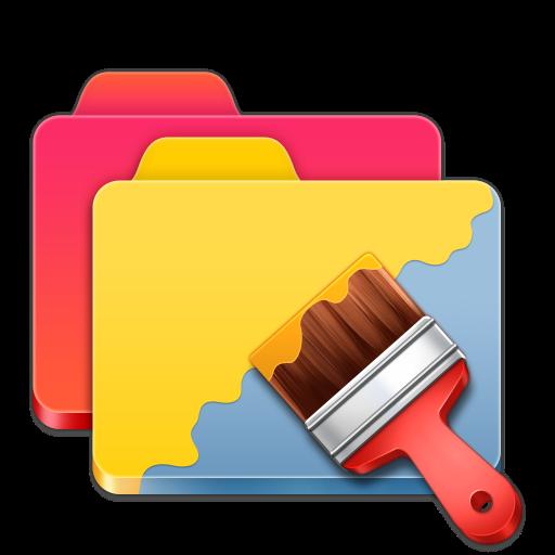 Folder Designer for Mac(文件夹样式设计工具)v1.9免激活版