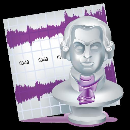 Amadeus Pro for mac(音频编辑器)2.8.8.2588汉化版