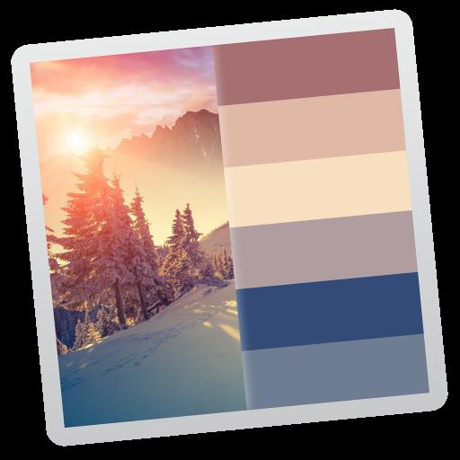 Color Palette from Image for Mac(调色板软件) v2.1.0激活版